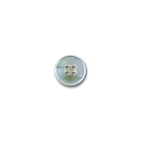 Four Hole Pearl Button 13mm