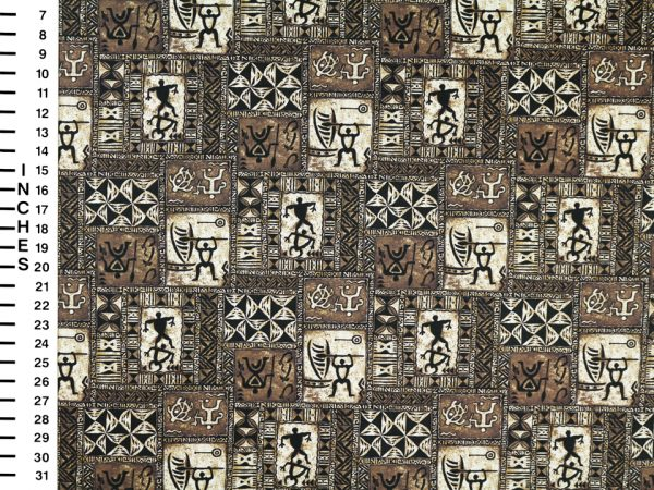 HB10945 - 100% Cotton Barkcloth Fabric