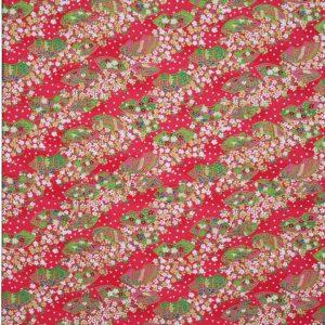 OC1495 - Oriental Print Fabrics