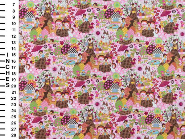 OC1516 - Oriental Print Fabrics