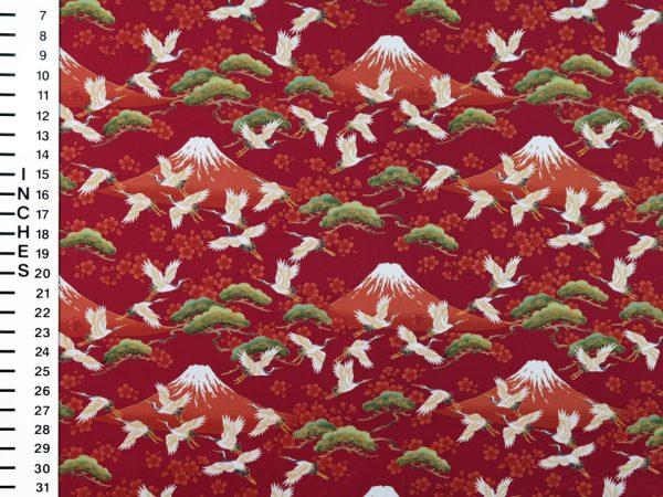 OC1524 - Oriental Print Fabrics
