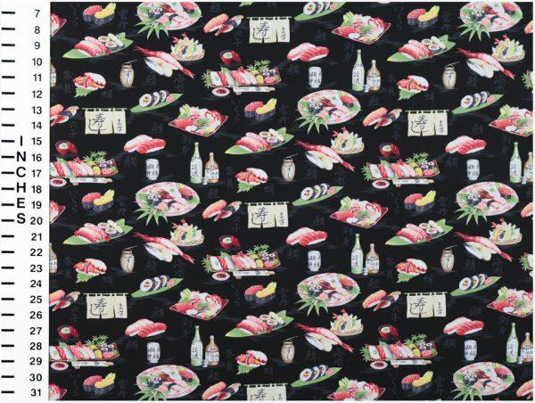 OC1525 - Oriental Print Fabrics