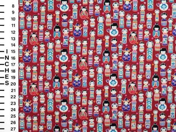 OC1528 - Oriental Print Fabrics