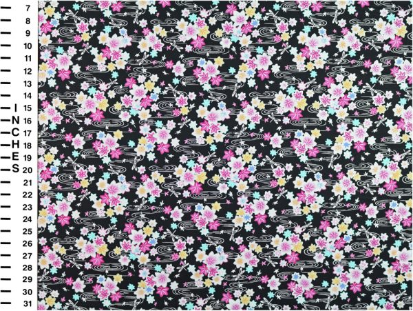 OC1532 - Oriental Print Fabrics
