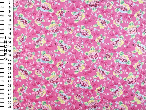 OC1534 - Oriental Print Fabrics
