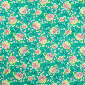 OC1536 - Oriental Print Fabrics