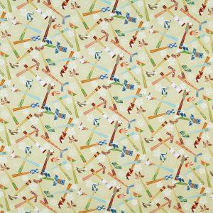 OC1543 - Oriental Print Fabrics