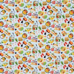 OC1552 - Oriental Print Fabrics