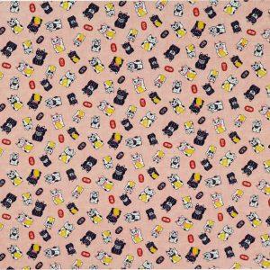 OC1556 - Oriental Print Fabrics